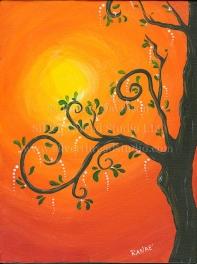 Whimsy Wisp Tree